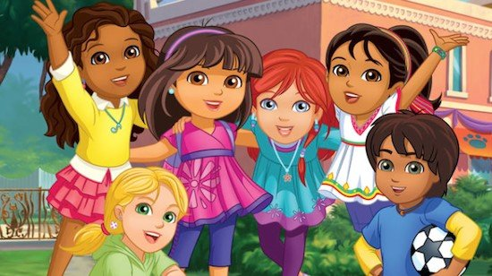 The New Dora In The City Looks Very Familiar