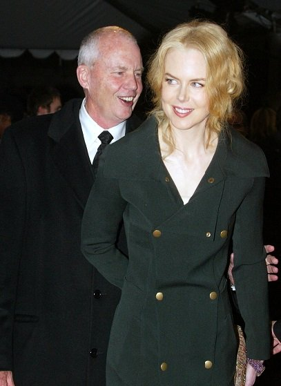 Nicole Kidman speaks about father