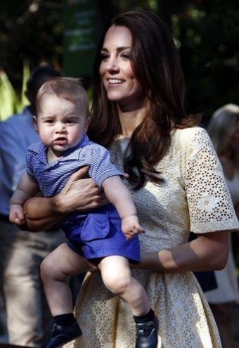 via Prince George of Cambridge Facebook
