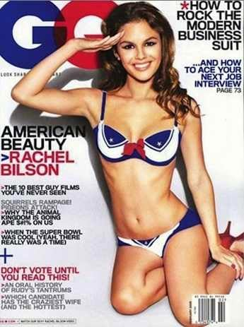 Rachel Bilson out of proportion