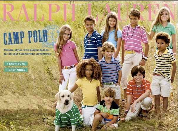 Ralph Lauren. This is ridiculous..