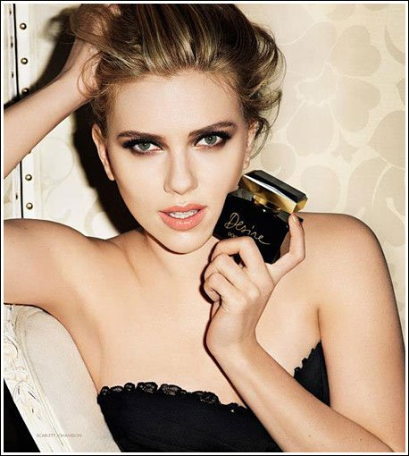 Scarlett Johansson for D&G