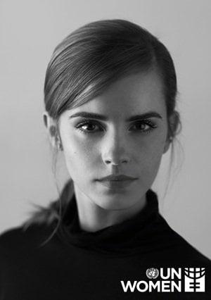 Emma Watson, actress and Goodwill Ambassador for UN Women