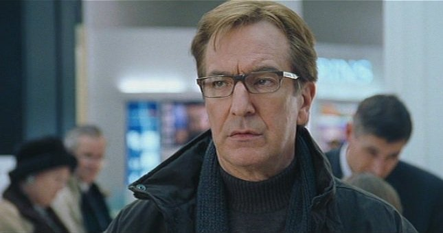 Alan Rickman, who played Harry, in the movie. Image via IMDb.