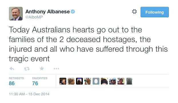 Federal MP Anthony Albanese