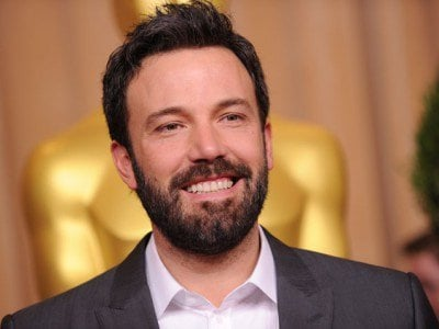 Ben Affleck earned $35 million in the 2013-2014 financial year,compared to J.Law's $34 million. Data via Forbes. Image via Getty.