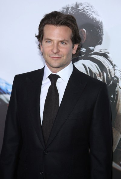 Bradley Cooper earned $46 million in the 2013-2014 financial year,compared to J.Law's $34 million. Data via Forbes. Image via Getty.