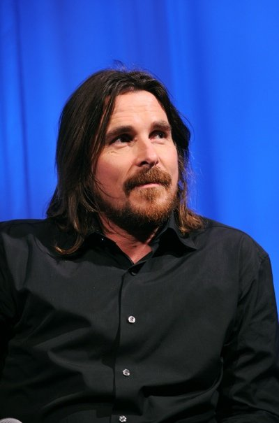 Christian Bale earned $35 million in the 2013-2014 financial year,compared to J.Law's $34 million. Data via Forbes.  Image via Getty.
