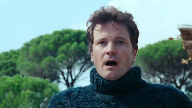 Colin Firth, who played Jamie, in the movie. Image via IMDb.