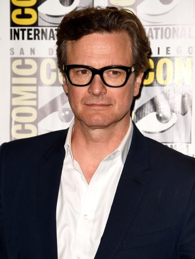 Colin Firth, who played Jamie, now. Image via IMDb/Getty.