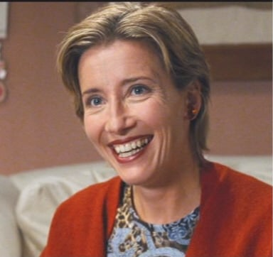 Emma Thompson, who played Karen, in the movie. Image via IMDb.