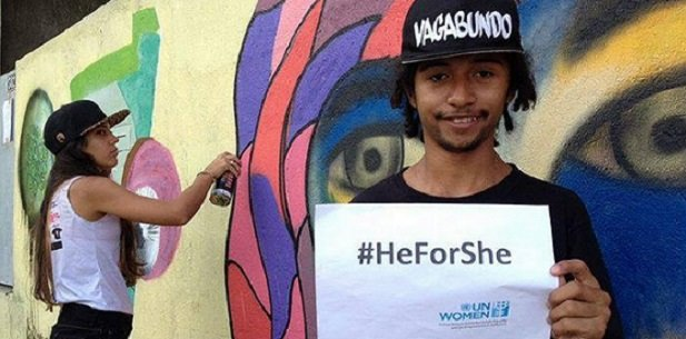 He for She