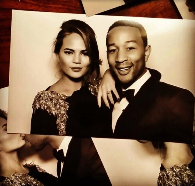 Via @johnlegend on Instagram