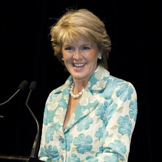 Julie Bishop, Minister for Foreign Affairs