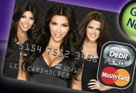 You can now have your very own Kardashian credit card, thanks to Mastercard. Priceless?