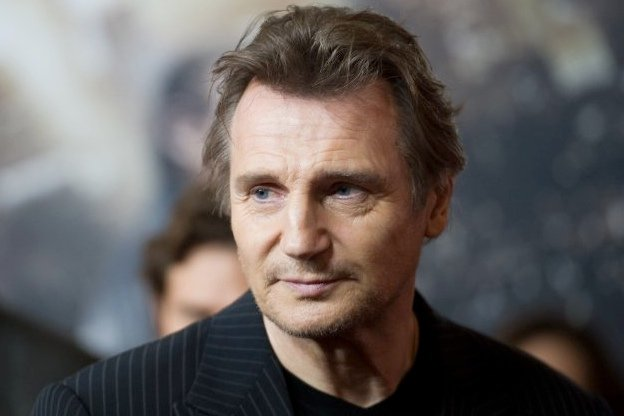 Liam Neeson, who played Daniel, now. Image via IMDb/Getty.