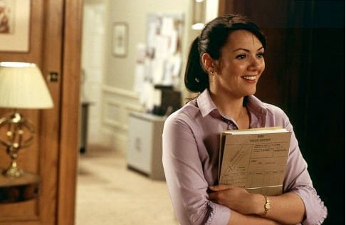 Martine McCutcheon, who played Natalie, in the movie. Image via IMDb.