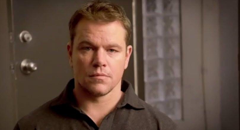 Matt Damon said becoming stepdad to wife Luciana's daughter made his heart swell