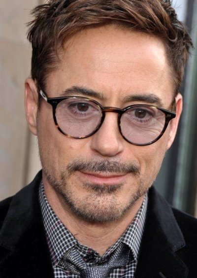 Robert Downey Jr earned $75 million in the 2013-2014 financial year,compared to J.Law's $34 million. Data via Forbes. Image via Getty.