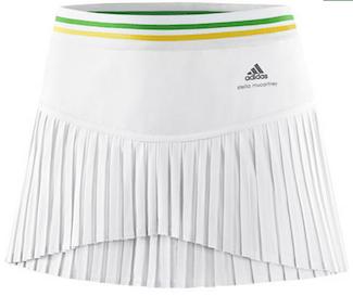 Adidas Stella McCartney Tennis Barricade Skort $80