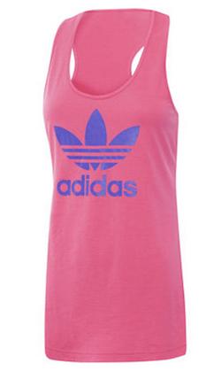 Adidas Women's Trefoil Tank $30