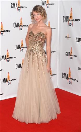 Taylor Swift at the 2009 CMAs