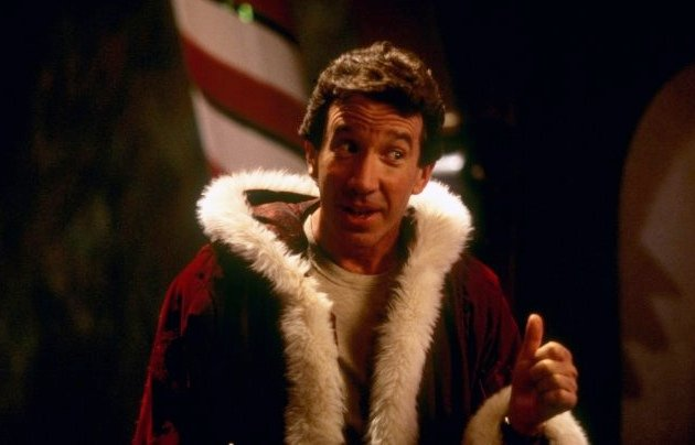 Tim Allen, who played Scott Calvin, in the movie. Image via IMDb.