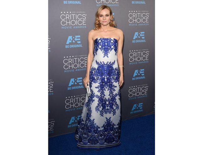 2015 critic's choice awards red carpet