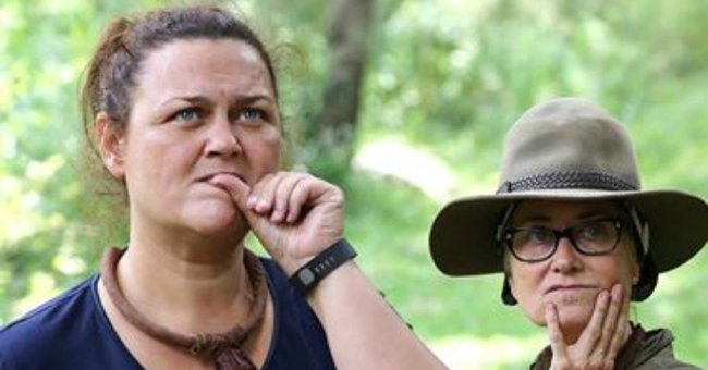 Chrissie Swan on I'm a Celebrity, Get Me Out of Here