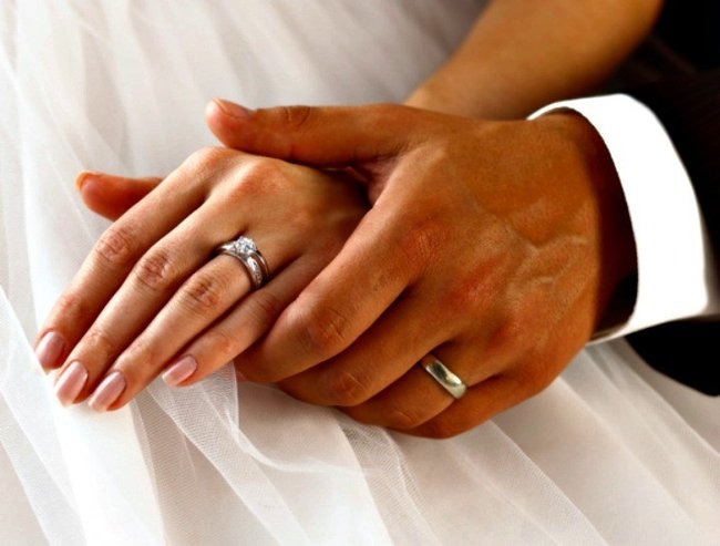 should guys wear wedding rings only if they want to - How To Wear Wedding Rings