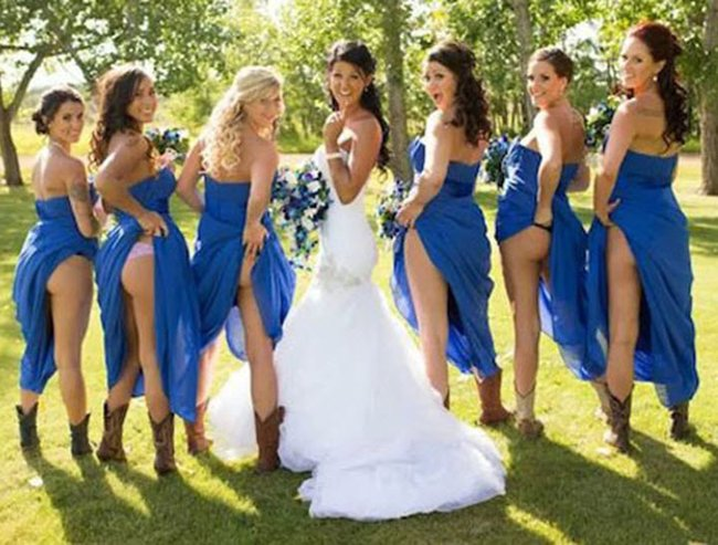 Dos And Don'ts Of Bridesmaids Dresses And More