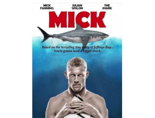 mick fanning is a role model