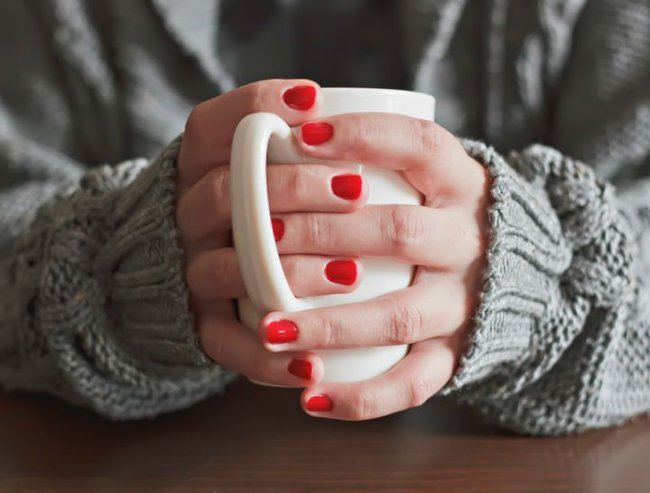 Newsflash: Our hands are the first to show signs of ageing.