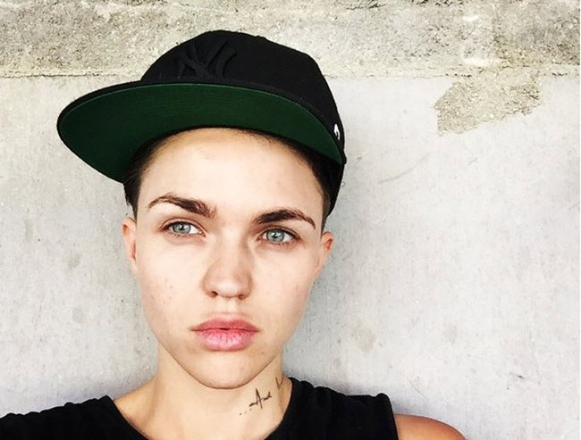Ruby Rose Saved Up For Gender Reassignment Surgery From Age 5