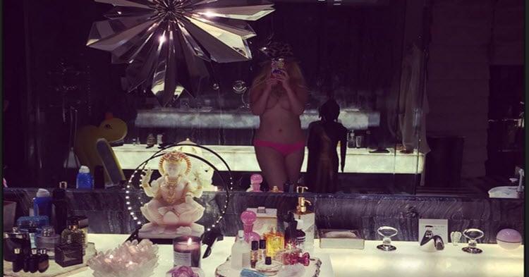 Christina Aguilera Instagram