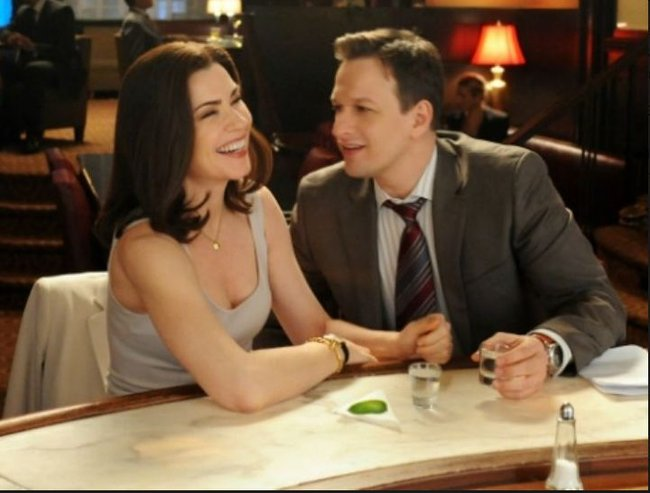 Alicia And Will Sleep Together In The Good Wife