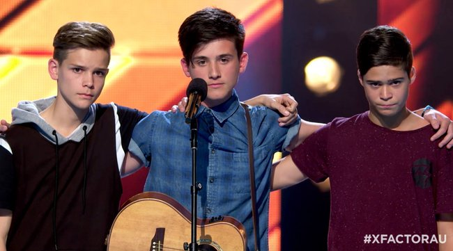 the x factor five seat challenge