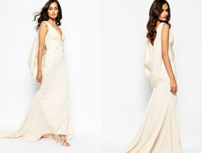 The $300 ASOS wedding dress brides can\'t get enough of.