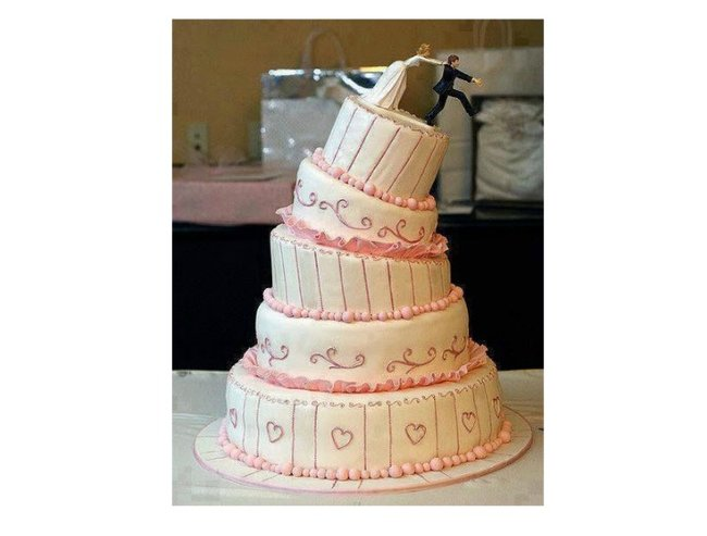 worst wedding cake ever without a doubt the worst wedding cakes you will see 27645