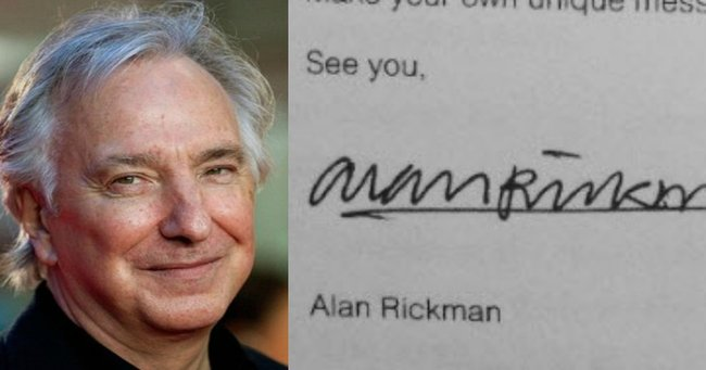 alan rickman dear me a letter to my 16 year self alan rickman dear me a letter to my 16 year self 336