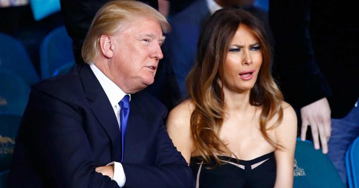 Donald Trump Has A Lot Of Problems Melania Trump Poo Isn
