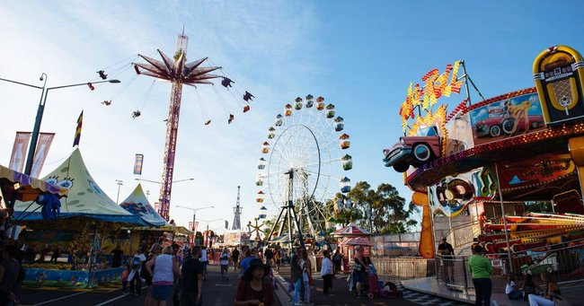 Easter Show Ride Operator Arrested Over Indecent Act Toward Toddler
