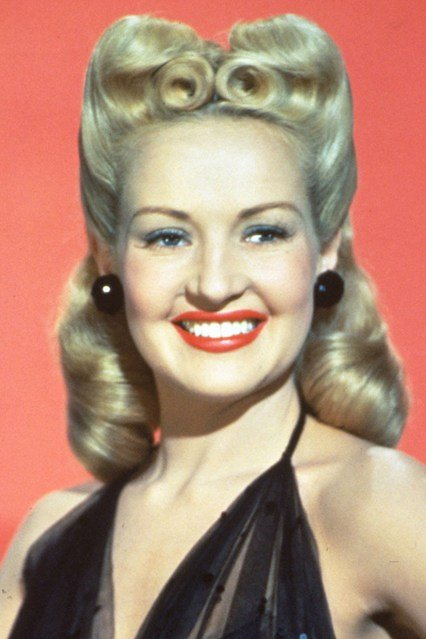 history of hair styling the top 26 iconic hairstyles from all time 9509 | betty grable
