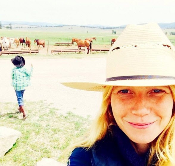 Gwyneth Paltrow Post-Natal depression