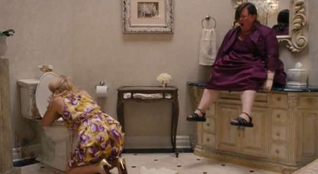 The 4 office bathroom awkward moments we all know for Austin powers bathroom scene