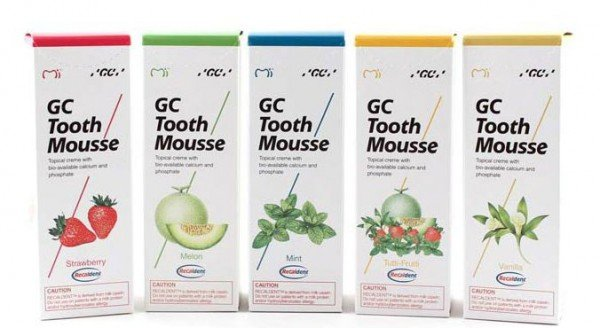 what is tooth mousse and do i need it