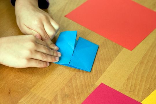 folding paper origami
