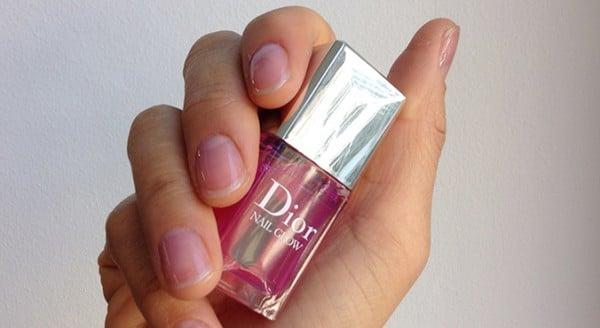 Sheer nail polish: The easy, fresh trend.