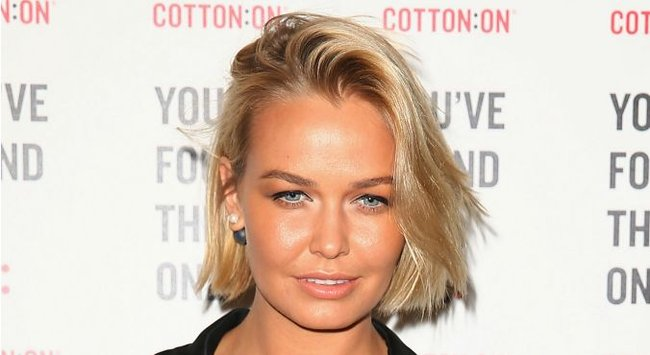 Lara Bingle Worthington