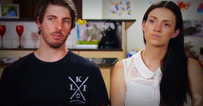 Michelle and Jason on Seven Year Switch.